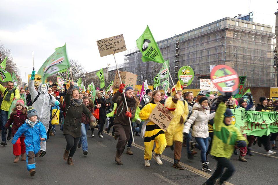 demos und aktionen bundjugend niedersachsen  demos und aktionen #1