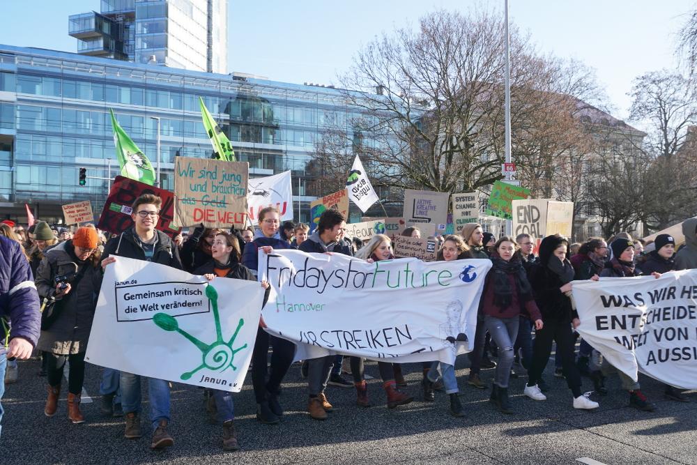 Demo Termine Hannover